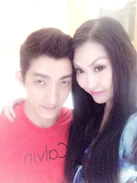 Phi Thanh Vân đã gặp vợ con bạn trai