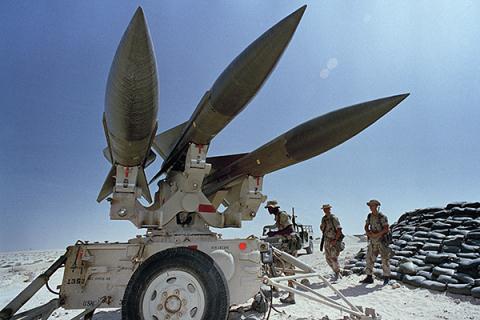 Tên lửa phòng không vô địch: Chuyện Mỹ bắn nhầm quân mình