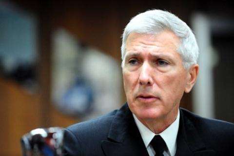 Tư lệnh Bộ Chỉ huy Thái Bình Dương của Mỹ, Đô đốc Samuel Locklear