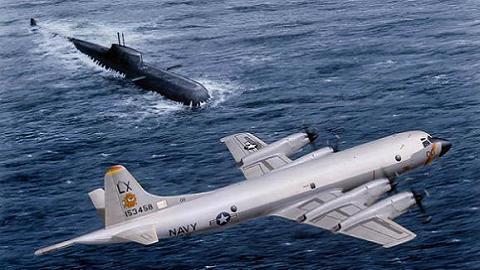 """P-8A Poseidon có tính năng vượt trội """"người tiền nhiệm"""" P-3C Orion"""
