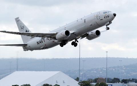 Với phạm vi hành trình tới 11.000km, P-8A có thể tuần tiễu tới khu vực biển Đông