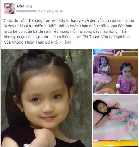 Con gái út chồng Phi Thanh Vân đáng yêu như Ngọc Trinh