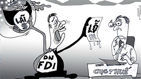 Con số hút FDI 'tố ngược' hiệu quả DN vốn nước ngoài