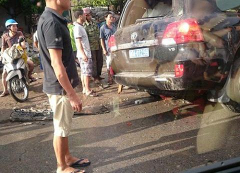 Trung tướng Bộ Công an tử nạn vì tai nạn giao thông