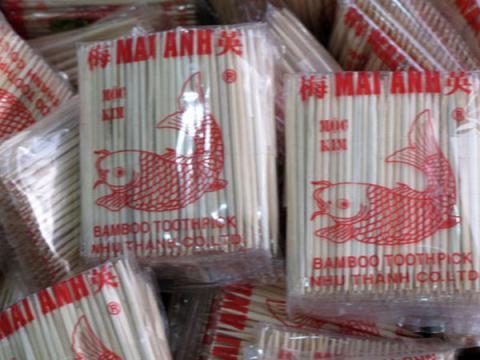 Tăm tre Trung Quốc đội lốt doanh nghiệp Việt tràn lan trên thị trường Việt Nam