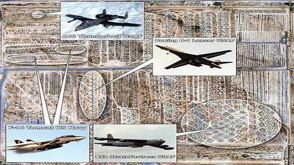 """Căn cứ này được xác định là một khu quân sự cấm của chính phủ Hoa Kỳ, là """"nghĩa địa"""" vũ khí lớn nhất và nổi tiếng nhất thế giới. Đây cũng là căn cứ của Trung tâm sửa chữa và tái chế máy bay số 309 (Aerospace Maintenance and Regeneration Center-AMARC) của không quân Mỹ, tổng cộng có 7.000 nhân viên."""
