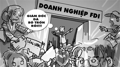 Hà Nội: Doanh nghiệp FDI bỏ trốn chủ yếu đến từ Nhật