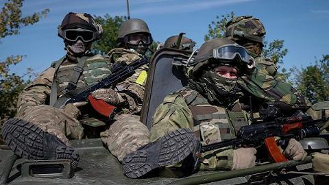 Kiev thừa nhận Ukraine có thể bị chia cắt như nước Đức