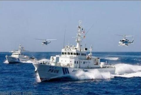 Nhật Bản đã quyết định viện trợ 12 tàu tuần tiễu cho Philippines