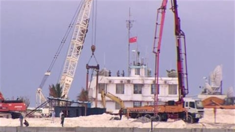 Cần làm rõ việc Trung Quốc xây đảo Gạc Ma