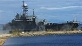 Cận cảnh vũ khí hạng nặng Nga tập trận cực lớn