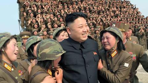Ông Kim Jong Un chưa hề thăm Trung Quốc kể từ khi lên nắm quyền