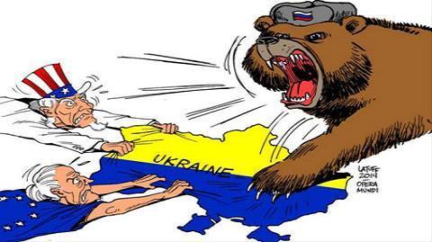 Báo Nga cho rằng mọi hành động của Mỹ đều nhằm chống lại Nga