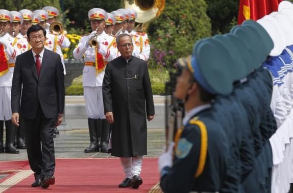 Ấn độ ra đòn cảnh cáo trung quốc