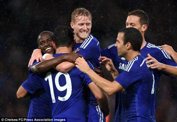 Man City - Chelsea: Ai cản nổi Diego Costa?