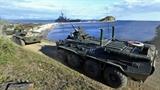 Cuộc tập trận siêu lớn của Nga với 10 vạn quân