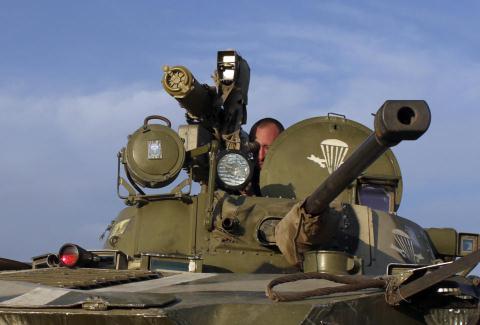 Tình hình Ukraine: Tiếng súng đã im
