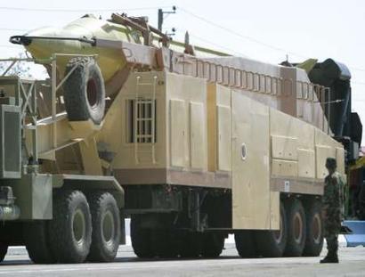 Xét về lý thuyết, Shahab-3B hoàn toàn có thể vươn tới Israel, cách Iran trên hơn 1.000km.