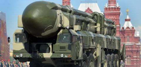 Tên lửa đạn đạo của Nga