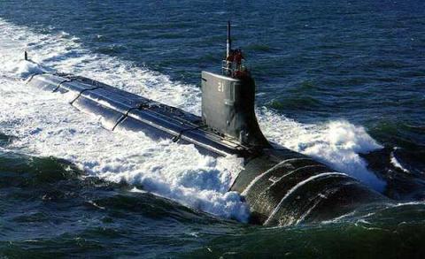 Tên lửa liên lục địa mang đầu đạn hạt nhân có thể phóng từ các tàu ngầm của nước Mỹ