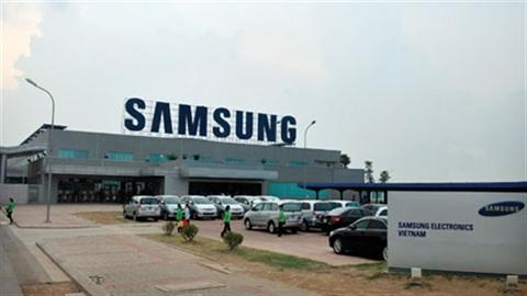 Samsung hưởng