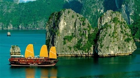 Cáp treo xuyên vịnh Hạ Long: Quảng Ninh