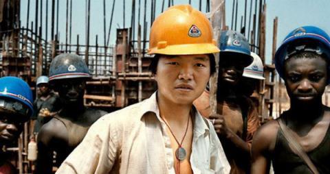 Công nhân Trung Quốc tại châu Phi