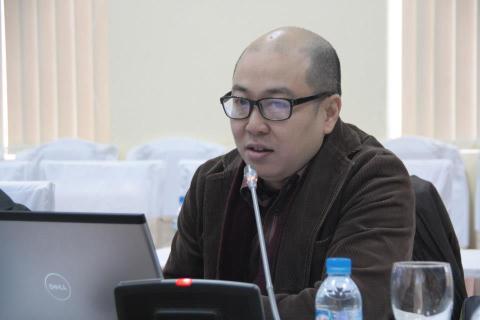 TS Lê Kim Sa, Trung tâm Phân tích và Dự báo (Viện Hàn lâm Khoa học Xã hội Việt Nam)