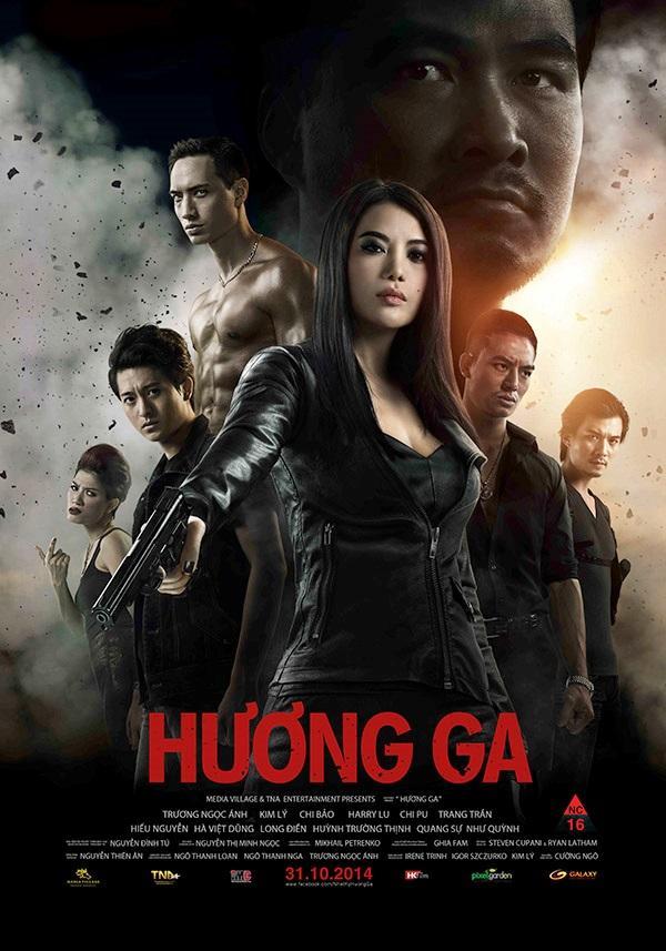 Poster chính thức của phim.