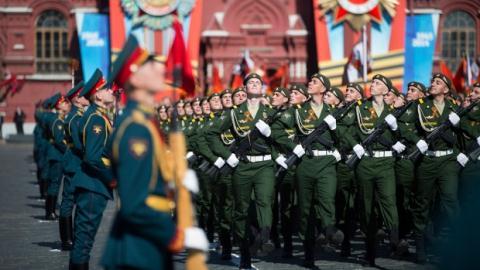 Quân đội Nga trong Ngày Chiến thắng 2014, nước Nga đang nỗ lực hiện đại hóa quân đội của mình