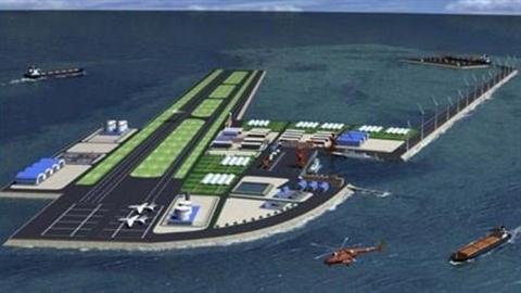 TQ xây đường băng tại Gạc Ma:Phải kiện ra tòa quốc tế!