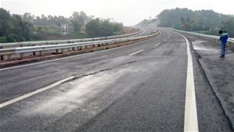 Chủ tịch nước: Có tiêu cực ở cao tốc Nội Bài-Lào Cai