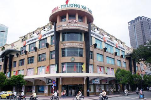 Thương xã tắc đã trở thành hình ảnh quen thuộc gắn liền với Sài Gòn