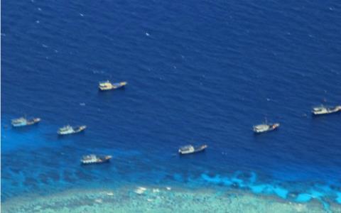 Vn phản đối việc thay đổi hiện trạng khu vực biển đông