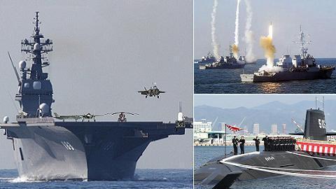 Nhật Bản đang nỗ lực phá chiến lược A2/AD của Trung Quốc