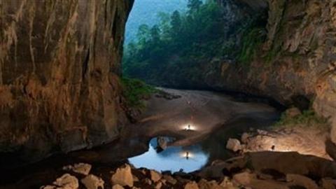 Cáp treo Sơn Đoòng: Thiên nhiên tặng, không làm thì...phí!