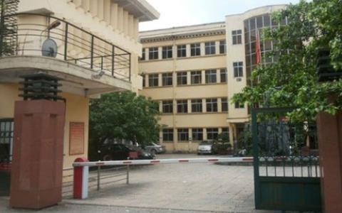 Trụ sở cũ của Bộ Tài nguyên và Môi trường tại 83 Nguyễn Chí Thanh