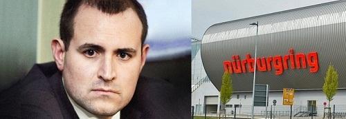 Trường đua F1 Nürburgring có chủ mới, tỷ phú Nga ictor Kharitonin.