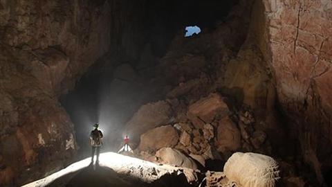 Cáp treo xuyên hang Sơn Đoòng: Hãy giữ cho nhân loại!
