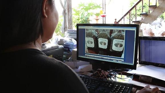 Mạng xã hội đã trở thành kênh tiếp thị của nông dân thế hệ mới tại tỉnh Phitsanulok,Thái Lan