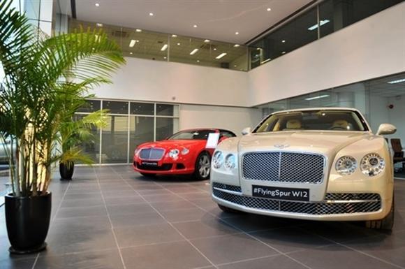 Bentley Hà Nội sẵn sàng phục vụ những người sở hữu Bentley