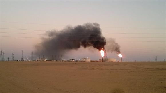 Giếng dầu Sharara.