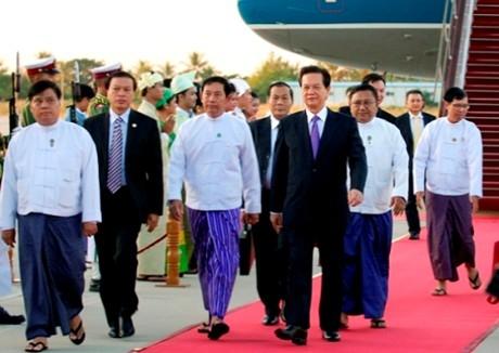 """Phương châm của Đoàn Việt Nam là tiếp tục phát huy tinh thần """"chủ động, tích cực, có trách nhiệm"""" trong tham gia hợp tác ASEAN. Ảnh VGP/Nhật Bắc"""
