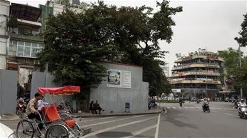 Cử tri Hà Nội phản đối xây nhà sát hồ Gươm