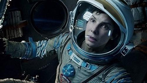 """Mặc dù """"Gravity"""" (Cuộc chiến không trọng lực - 2013) có nhân vật nữ chính (do nữ diễn viên Sandra Bullock đảm nhiệm) nhưng phim vẫn không được xếp hạng """"F"""" theo tiêu chí của LHP."""