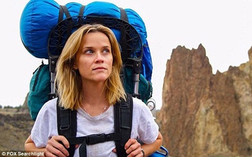 "Reese Witherspoon trong phim ""Wild""."