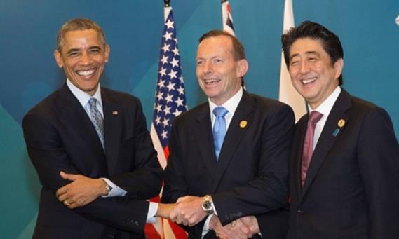 Những nụ cười khiến Trung Quốc phải suy nghĩ