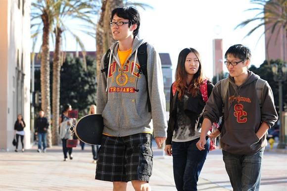 Năm học 2013-2014, số sinh viên Trung Quốc tại Mỹ tăng 8,1% so với năm học trước đó,