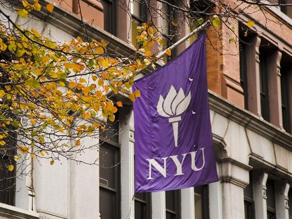 Đại học New York là một trong những trường có lượng du học sinh cao nhất Mỹ.
