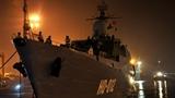 Chiến hạm Việt Nam chạy suốt 5 ngày đêm thăm Indonesia